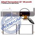 TAB-A SM T550 Noir Metallic Galaxy 9.7 Assemblée Assemblé Ecran Qualité Verre Noire Samsung SM-T550 Vitre Tactile Adhésif PREMIUM