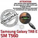 TAB E SM T560 USB Samsung Galaxy Connector Dock à ORIGINAL SLOT de Dorés TAB-E SM-T560 charge Qualité Prise MicroUSB Pins souder Fiche Chargeur