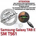 TAB E SM T561 USB Samsung Galaxy à SM-T561 TAB-E Fiche MicroUSB SLOT souder Qualité de charge ORIGINAL Pins Prise Dorés Chargeur Connector Dock