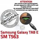 TAB E SM T563 USB Samsung Galaxy à Qualité Chargeur ORIGINAL Pins TAB-E charge Dorés Connector MicroUSB Prise de Dock souder SLOT Fiche SM-T563