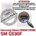 GRAND PRIME SM-G530F USB Charge Galaxy Connector Connecteur charge ORIGINAL G530F Qualité SM Samsung Prise Micro Chargeur Doré souder de à