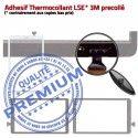 Galaxy TAB-E SM T560 Vitre Noir Tactile Verre Supérieure 9.6 Qualité Ecran PREMIUM Samsung Noire Assemblé Adhésif Assemblée SM-T560