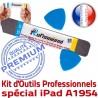 iPad 9.7 inch 2018 iLAME A1954 KIT Remplacement Vitre Démontage Tactile Qualité Ecran PRO Outils Réparation Professionnelle iSesamo Compatible