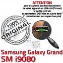 Samsung Galaxy GT-i9080 USB souder Fiche à charge SLOT Qualité Pins Dorés Dock Connector MicroUSB ORIGINAL Chargeur Prise de Grand