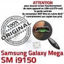 Samsung Galaxy i9150 USB Mega charge Qualité Pins souder Micro de ORIGINAL Connector Duos GT Dorés Prise Chargeur Connecteur à