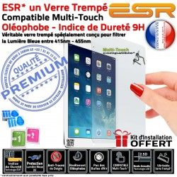 Lumière Verre Oléophobe ESR Protection UV A2126 Trempé iPad Ecran Bleue Vitre Anti-Chocs Anti-Rayures Filtre Multi-Touch Apple