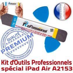 inch PRO Tactile Démontage Outils Qualité iLAME 10.5 A2153 Vitre 2019 KIT iPad Réparation Ecran iSesamo Compatible Remplacement Professionnelle
