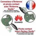 Huawei Y6 2019 Microphone Charge Antenne Qualité Prise RESEAU Connecteur USB Micro Nappe OFFICIELLE Chargeur Téléphone ORIGINAL