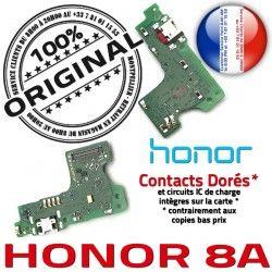Prise Microphone Huawei Nappe Chargeur Téléphone Antenne ORIGINAL Charge MicroUSB Connecteur OFFICIELLE GSM Qualité Honor 8A SMA