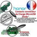 Honor 5X Branchement USB Micro Chargeur Câble Nappe Microphone OFFICIELLE PORT Charge Prise ORIGINAL Qualité Antenne Téléphone