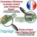 Honor 5A Connecteur Câble Antenne Charge Nappe de OFFICIELLE RESEAU JACK USB Prise Qualité Micro Chargeur Microphone ORIGINAL