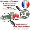 Huawei Y6 2018 Prise Alim Nappe ORIGINAL Chargeur Téléphone Charge Qualité Câble USB Antenne JACK Micro Alimentation Microphone PORT