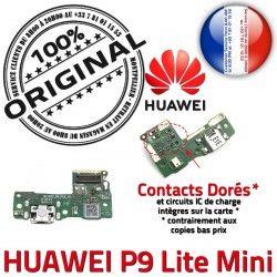 Téléphone Mini Antenne ORIGINAL Nappe de JACK Lite Qualité PORT Huawei Chargeur Charge Prise Micro Microphone Câble USB P9