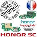 Honor 5C USB Micro Prise Câble RESEAU Charge ORIGINAL Nappe Qualité OFFICIELLE de Chargeur Antenne Microphone JACK Connecteur