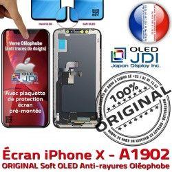 Oléophobe X True iPhone soft Multi-Touch A1902 Verre HDR ORIGINAL SmartPhone OLED Tactile Tone iTrueColor Écran Affichage
