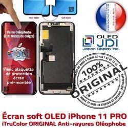 iTrueColor soft PRO LG Tone Verre True Multi-Touch HDR Qualité Tactile iPhone Oléophob OLED ORIGINAL Écran SmartPhone 11 Affichage