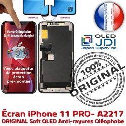 soft Assemblé iPhone HD Complet 3D Super 5,8 SmartPhone Retina ORIGINAL Qualité iTrueColor A2217 Apple Réparation Touch OLED KIT Écran
