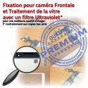 iPad Mini1 A1454 Noir Monté Adhésif Réparation Tablette Caméra Home Filtre Bouton Nappe Oléophobe Verre Fixation Vitre Ecran Tactile