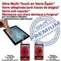 PACK iPad Mini A1599 A1600 N Touch Outil ID Precollé MINI3 Réparation Adhésif Attention Qualité KIT Tablette Verre Démontage PREMIUM Noire Vitre Tactile