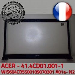 Cover WIS604CD5500109070301 ASPIRE Front Mitsubishi LCD Frame Ecran ORIGINAL Bezel ACER Acer PC Contour Screen WIS 41.4CD01.001-1