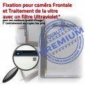 iPad AIR A1475 Blanc Adhésif Qualité Caméra Tactile Nappe Ecran Fixation Verre Tablette IC Réparation HOME Oléophobe Vitre Monté