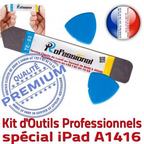 iPad A1416 iLAME Vitre Compatible Démontage Outils KIT Qualité Ecran Professionnelle iSesamo Tactile PRO Réparation Remplacement
