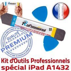Tactile Professionnelle A1432 Outils iPad KIT Réparation Remplacement Vitre Compatible Ecran iLAME iPadMini PRO Qualité Démontage iSesamo