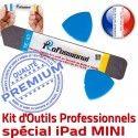 iPadMini iLAME A1432 A1454 A1455 iPad Réparation KIT Tactile Qualité Compatible PRO Outils Remplacement iSesamo Vitre Mini Ecran Professionnelle Démontage