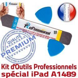 Qualité iSesamo iPadMini Remplacement Tactile KIT Professionnelle Ecran iLAME Vitre PRO Outils Compatible iPad Réparation Démontage A1489