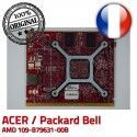 ATI Radeon HD 4570 Acer Z5610 VG.M9206.008 Graphique 109-B79631-00B AMD 512MB Carte 7735ZG