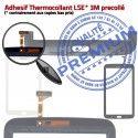 Samsung Galaxy GT-P3200 Tab3 N LCD P3200 Ecran en GT PREMIUM Adhésif Vitre TAB3 Prémonté Tactile Qualité Noire Verre Supérieure Assemblée 7