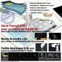 Verre Trempé Apple iPad A1567 UV Oléophobe Protection Chocs H Anti-Rayures AIR Ecran Multi-Touch Lumière Filtre Vitre ESR Bleue