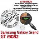 Samsung Galaxy GT-i9082 USB Connector Pins de SLOT Fiche souder à Dorés MicroUSB Chargeur Grand Prise Qualité charge ORIGINAL Dock
