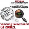 Samsung Galaxy GT-i9082L USB Qualité Connector de Grand ORIGINAL MicroUSB à Dorés Dock Fiche Prise Pins SLOT souder Chargeur charge