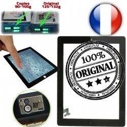 A1395 épais Originale Oléophobe Apple Prémontés A1396 iPad2 Adhésif 2 4 A1397 iPad P4 plus en Bouton Version Home Verre Vitres Ecrans Multi-Touch Tactiles