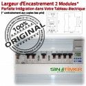 Programmation SINOTimer 16A Minuterie Digital 4000W Rail 4kW Automatique Chaude Eau DIN Ballon électrique Electronique Journalière Tableau