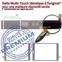 Galaxy Samsung TAB A SM-T580 N Ecran Supérieure Vitre Verre Résistante en inch Qualité 10.1 Noire Noir Chocs PREMIUM Tactile TAB-A aux