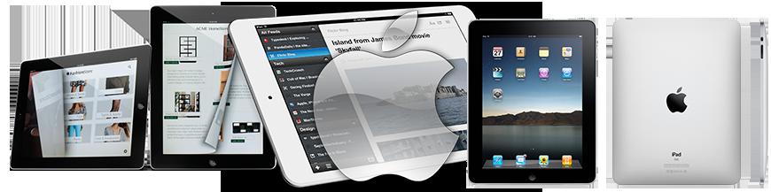Outils réparation démontage (Apple iPad 4 Retina) (Quatrième Génération)